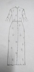 women shirt dress design