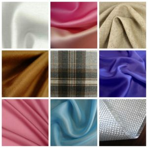 types of fabrics and their uses