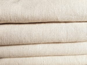 Types of fabrics and their uses- flax