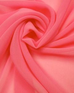 Types of Silk Fabrics - Silk Georgette