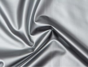 Types of fabrics and their uses- metallic fabric
