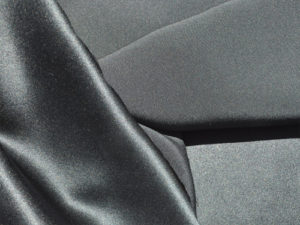 Types of Silk Fabrics- Silk Satin Crepe Back