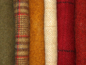 Types of fabrics and their uses- sheep wool