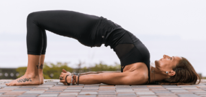 yoga to strengthen back