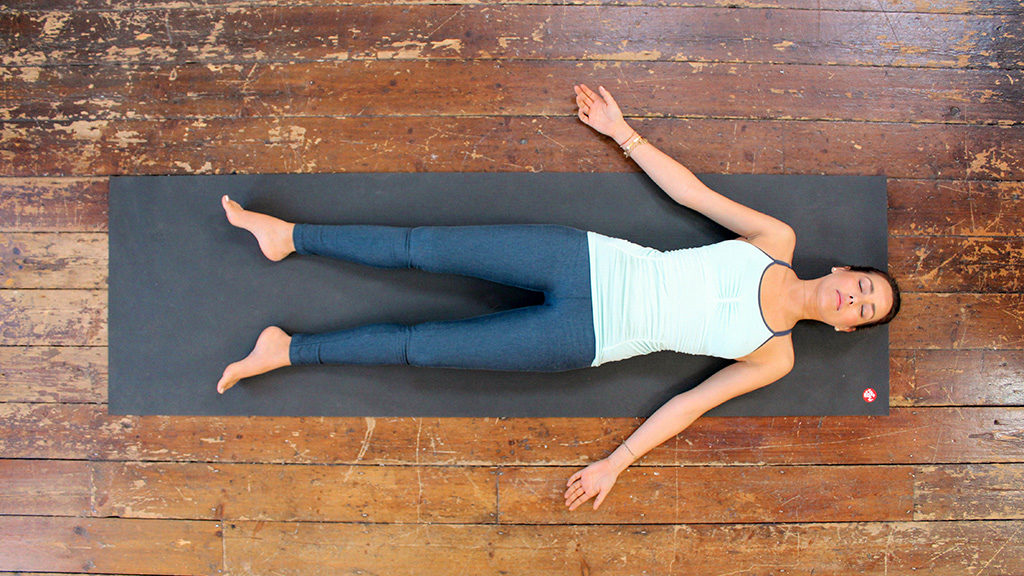Yoga Nidra Relaxation - Savasana (Corpse pose) - Yoga For Runners