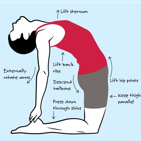 yoga to improve concentrationa and focus