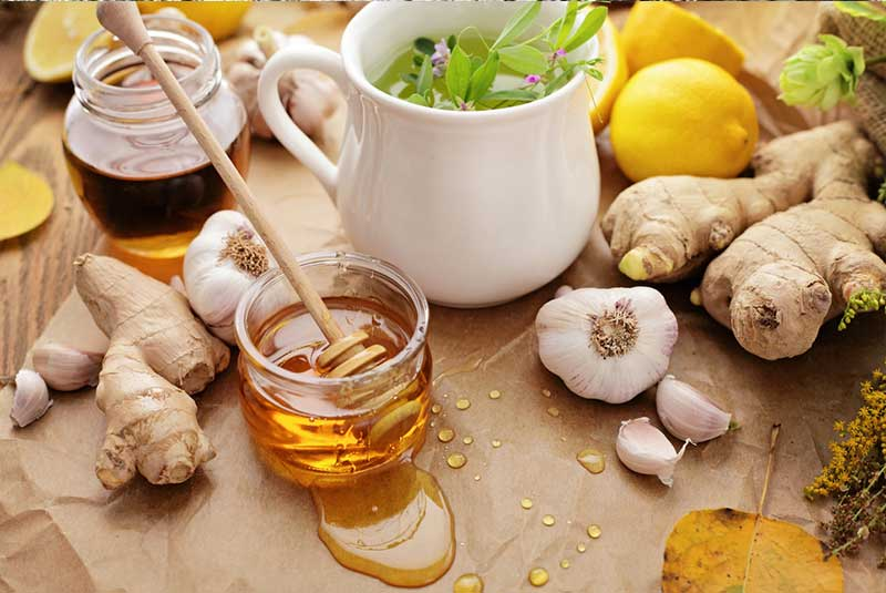 foods that fight infections