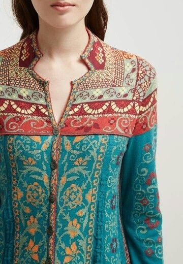 Half Collar Neck For Kurti