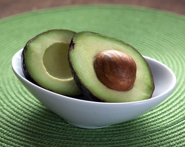 avocadoes for brain and nervous system