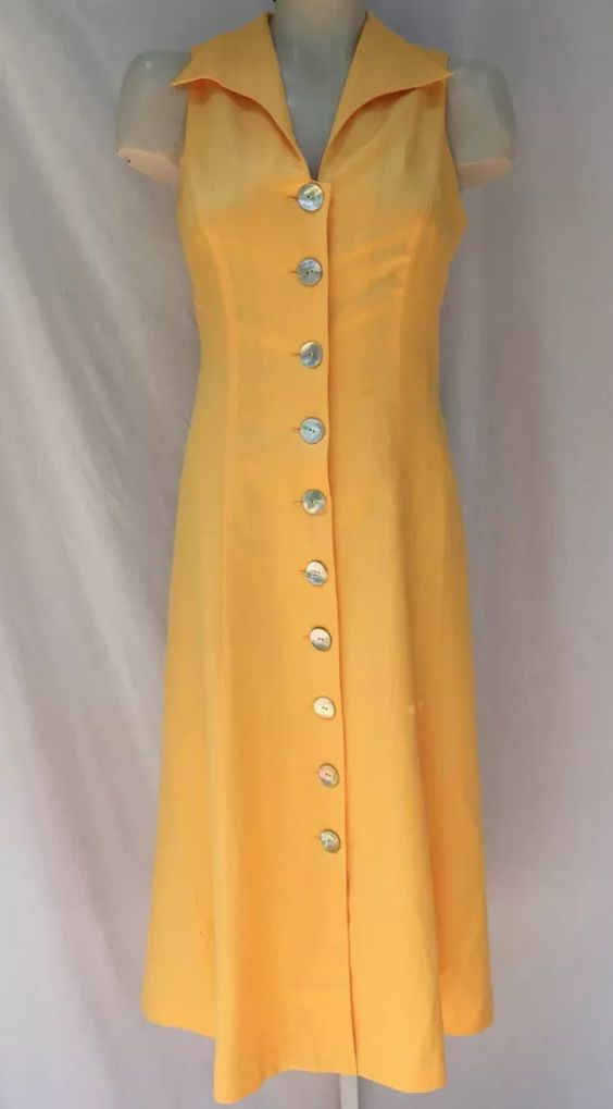 yellow butterfly collar kurta