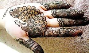 Peacock Mehndi Designs 31 Unique Designs To Try In 2020 Lifestyle