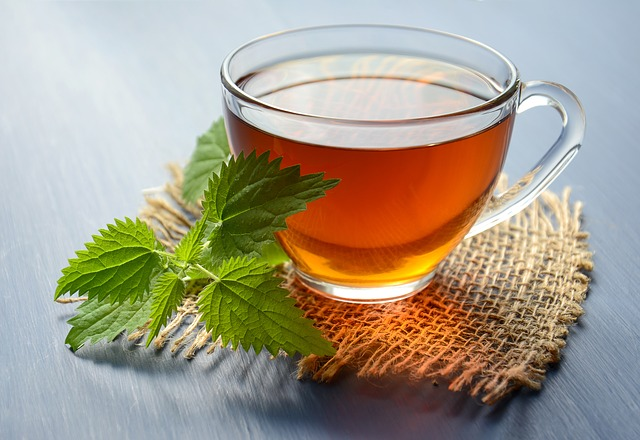 Herbal tea for gastric problems