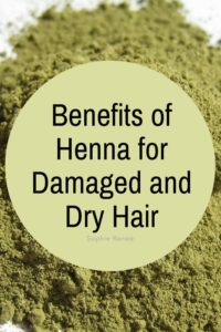 henna for hair - 8 hair masks for 8 different problems