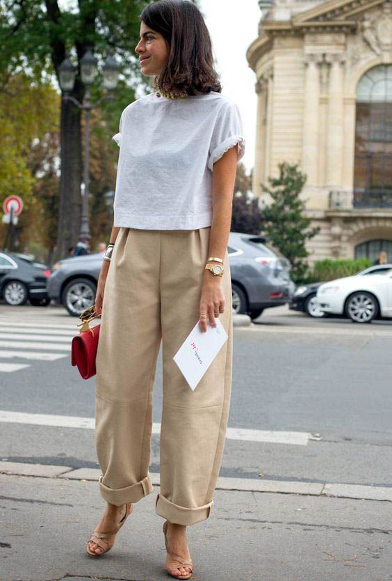 street style casual outfit