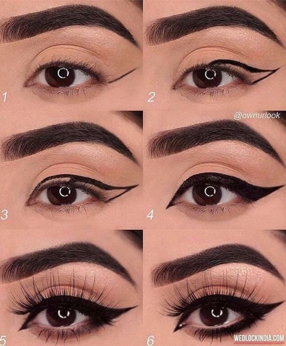 The Classic Cat Eye