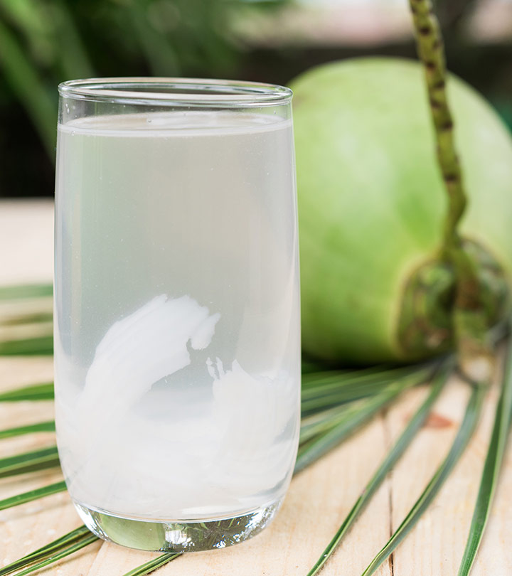 Benefits Of Coconut Water For Skin, Hair, And Health