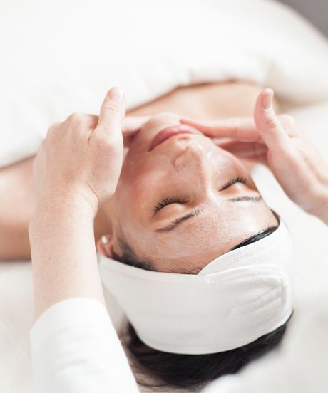 start your facials and treatments before 2 months or at least before 6 weeks before the wedding
