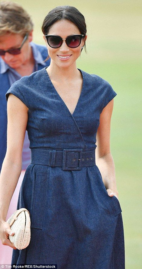 23. Denim Dress