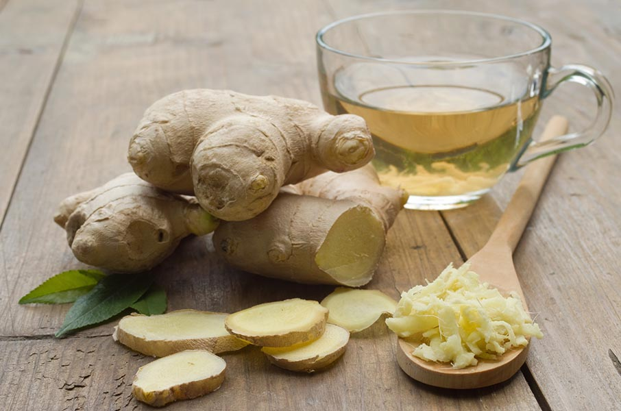 ginger for nausea
