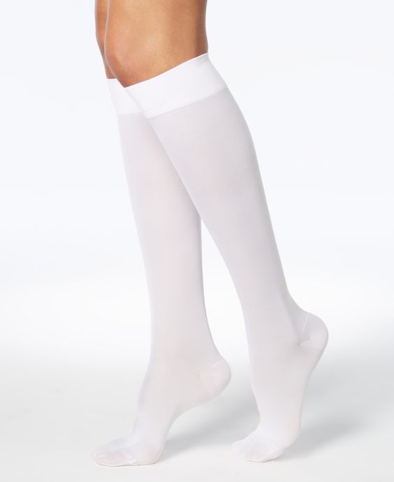 knee high sock