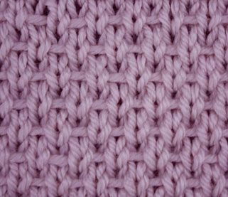 ribbon knit texture