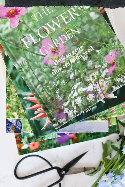 books on gardening and plant care