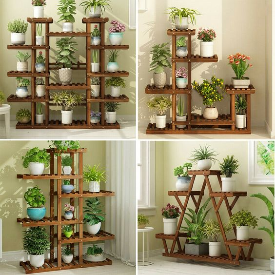 tiered plant stand gifts for plant lovers