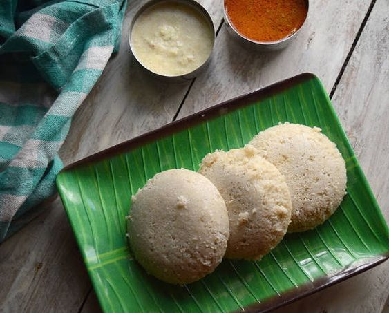pearl millet recipes - idli
