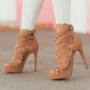 types of heels - gladiator heels