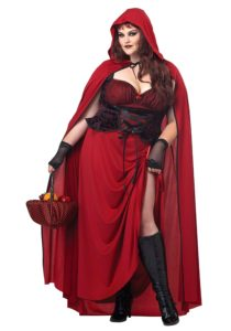 Little Red Riding Hood For Halloween