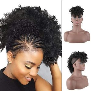 Mohawk Extension With Flat Twists
